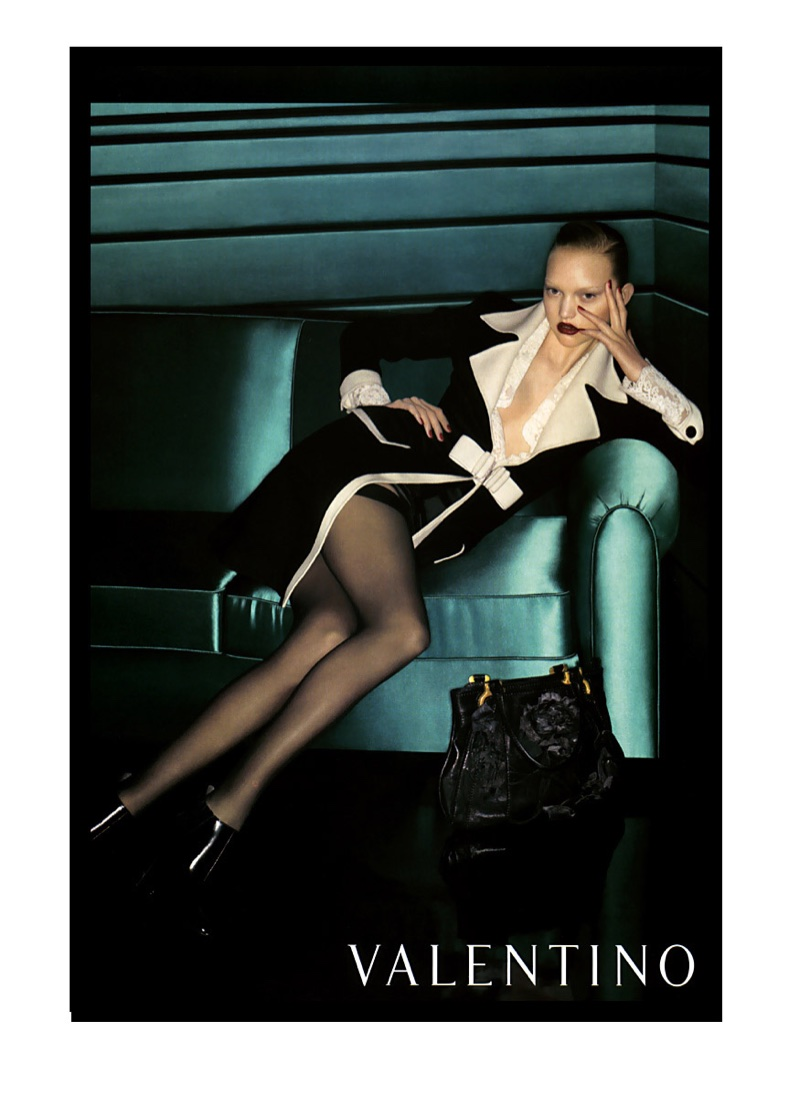 Mert & Marcus photograph Valentino's fall-winter 2006 campaign