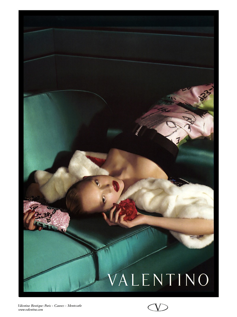 Valentino fall-winter 2006 campaign