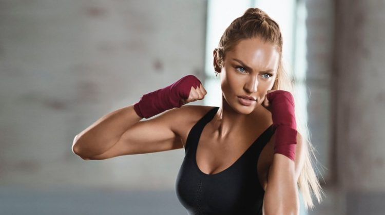 Candice Swanepoel, Josephine Skriver Star in New Victoria's Secret Sport Campaign
