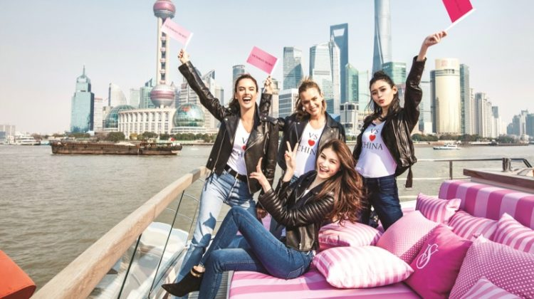 Victoria's Secret 2017 Fashion Show will take place in Shanghai, China
