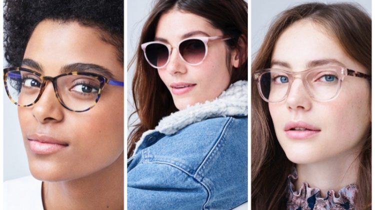 Warby Parker Fall 2017 glasses