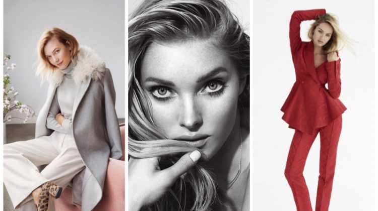 Week in Review | Candice Swanepoel's New Cover, Victoria's Secret Fragrance Ad, Karlie Kloss for Cole Haan + More