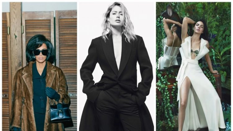 Week in Review | Doutzen Kroes' New Cover, Kendall Jenner for La Perla, Kim K As Jackie O + More