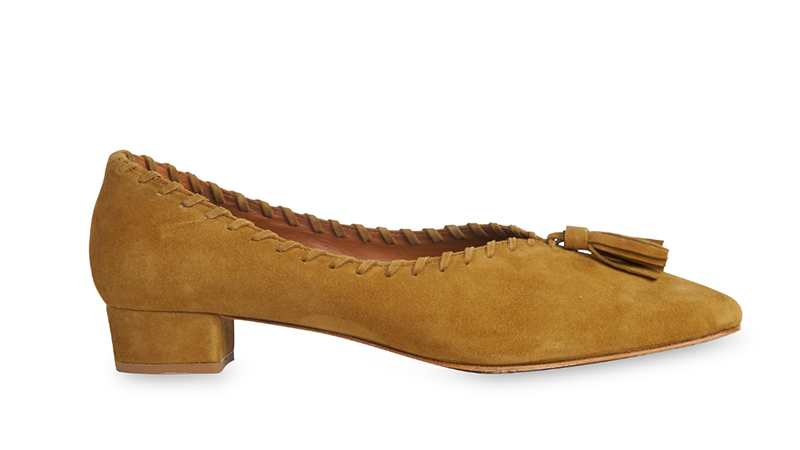 Whistles x By Far Chiltern Tassel Shoe $449