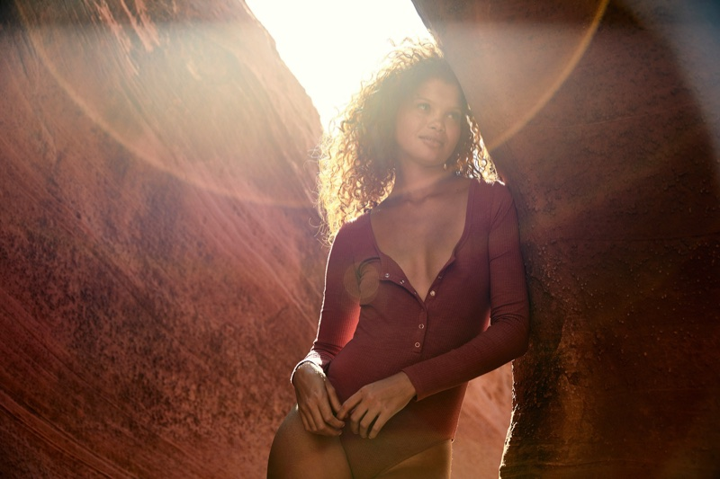 aerie Real fall 2017 campaign