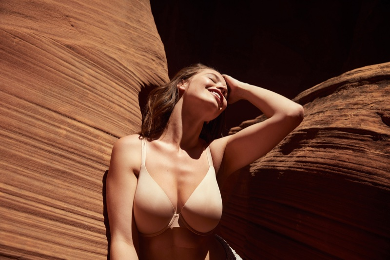 Underwear brand aerie Real launches fall 2017 campaign