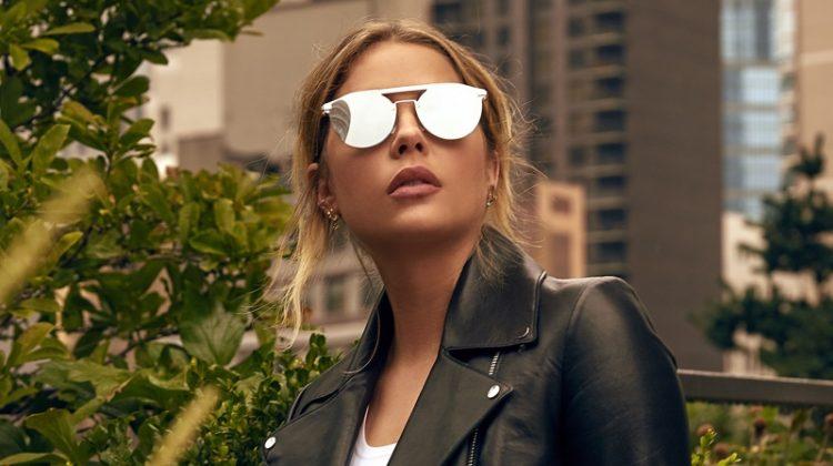 Ashley Benson stars in Privé Revaux campaign