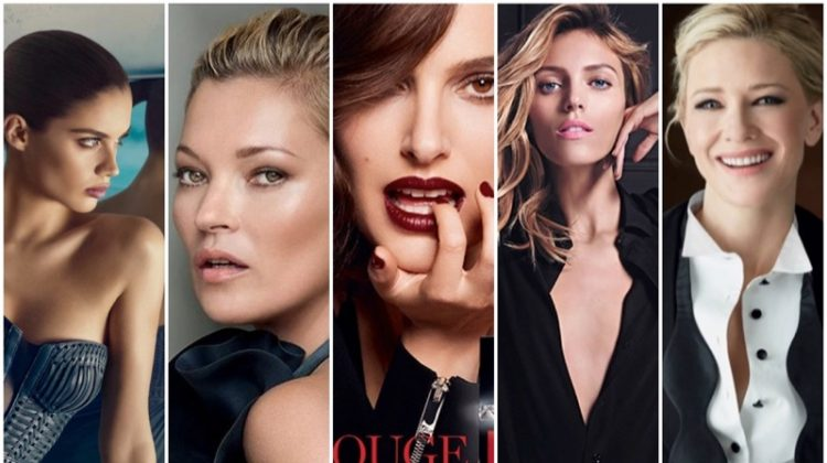 See new beauty ads from YSL, Armani, Dior and others