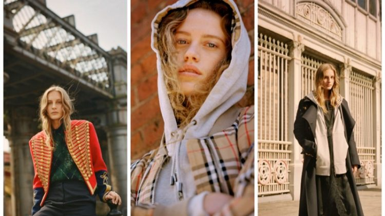 Burberry & Net-a-Porter exclusive fall-winter 2017 collection