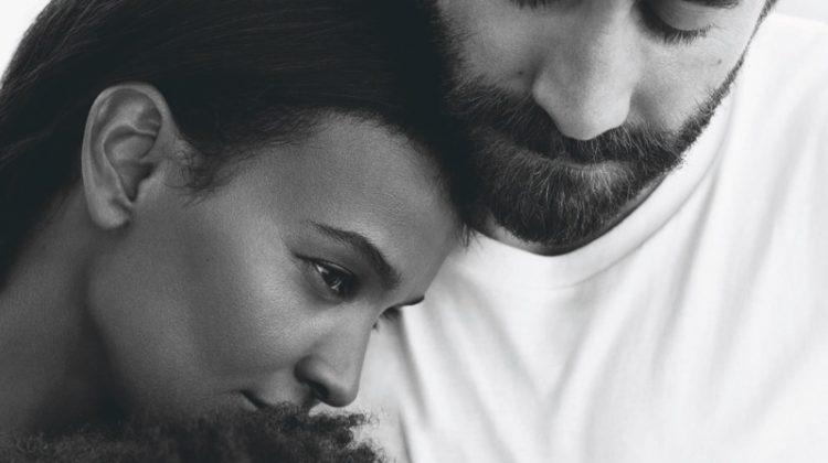 Liya Kebede and Jake Gyllenhaal star in Calvin Klein Eternity campaign
