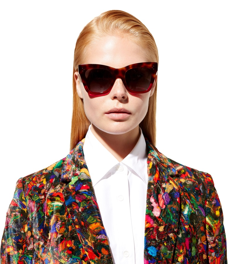 Céline Catherine Sunglasses $316