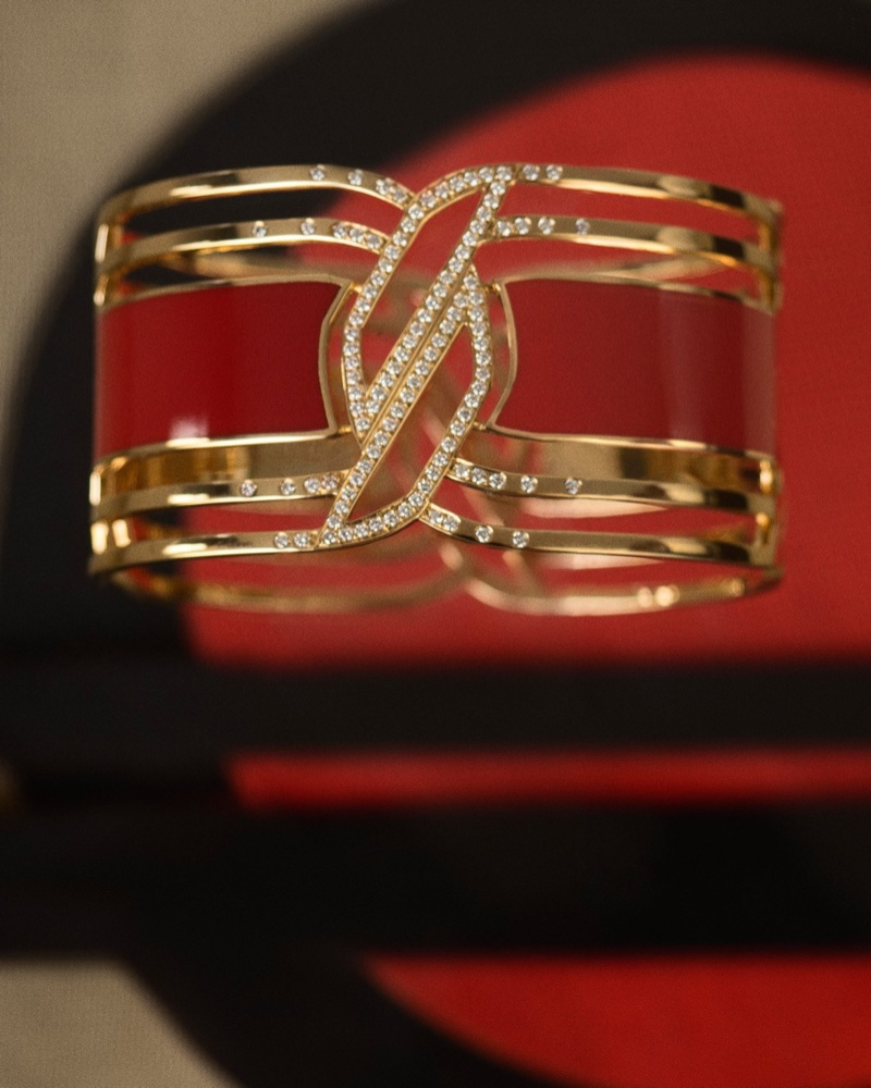 A bracelet from Chanel Gallery fine jewelry collection