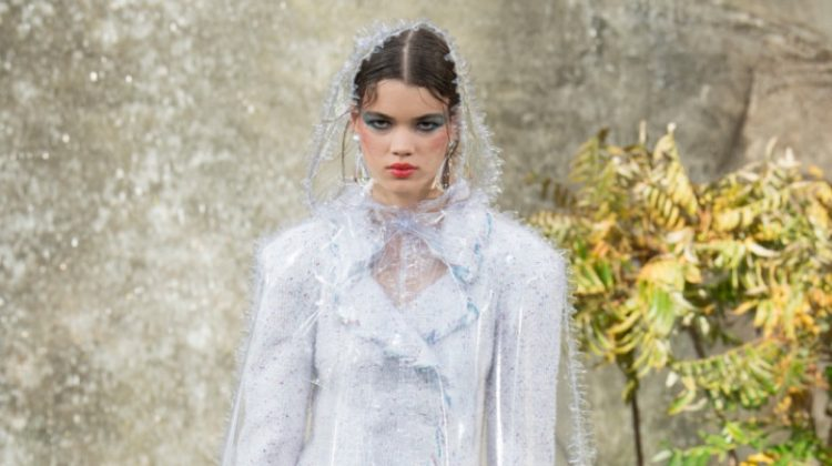 Chanel Makes Chic Rain Gear for Spring 2018