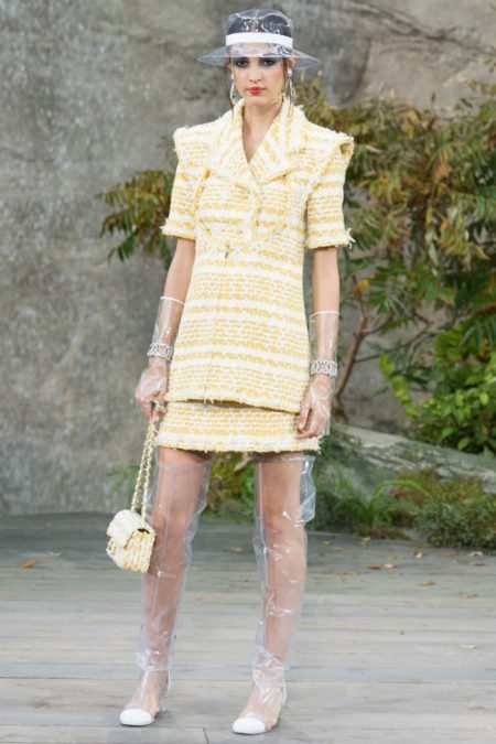 chanel spring summer 2018 runway fashion gone rogue