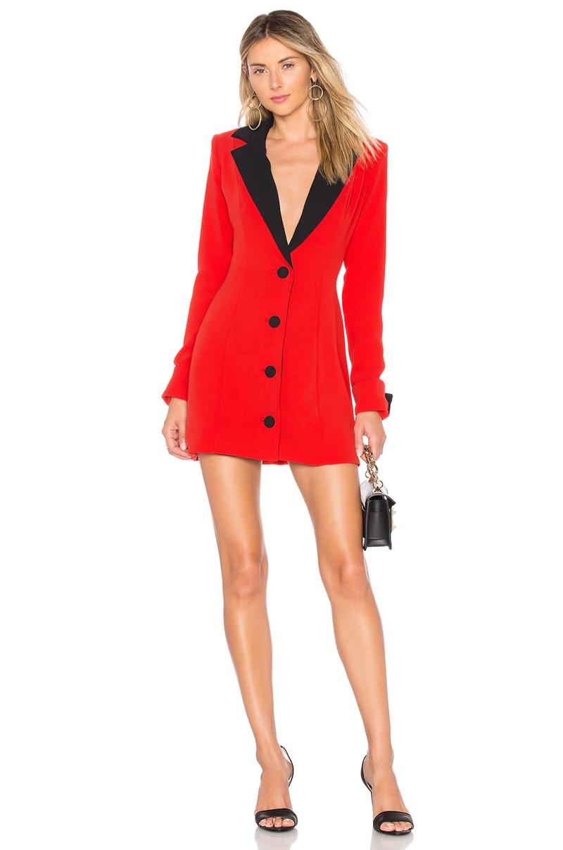 Chrissy Teigen x REVOLVE Camden Suit Dress $228