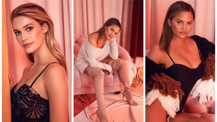Chrissy Teigen x REVOLVE clothing collaboration