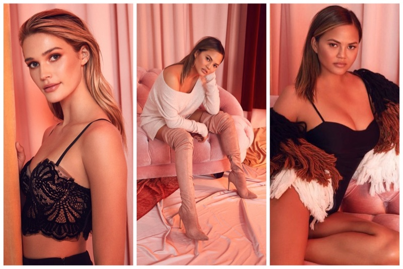 Chrissy Teigen & REVOLVE clothing collaboration