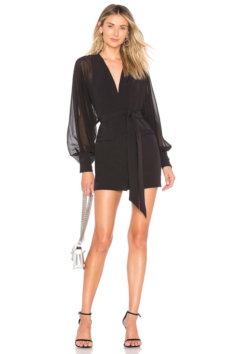 Chrissy Teigen x REVOLVE Everett Mini Dress $198