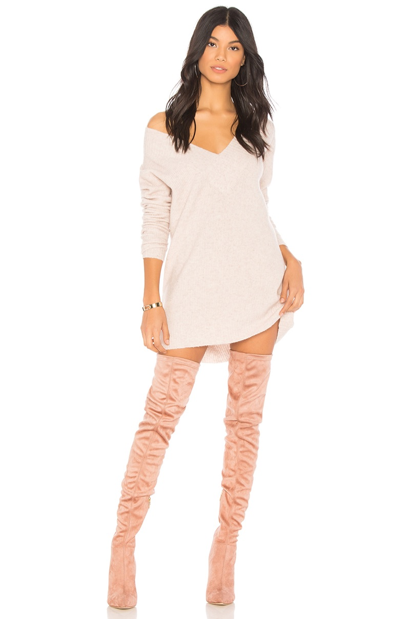 Chrissy Teigen x REVOLVE I.M.G. Sweater $228