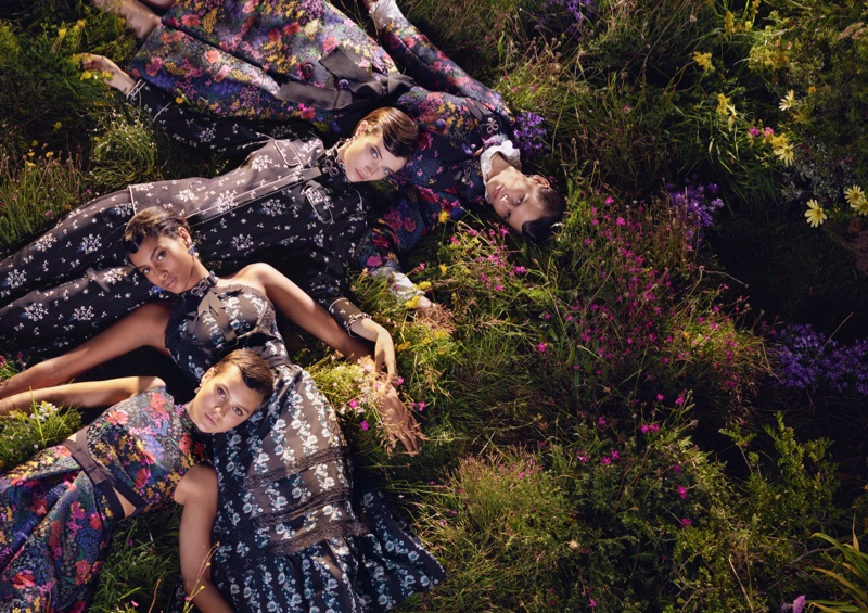 ERDEM x H&M campaign launches