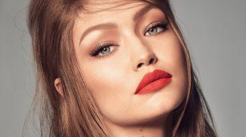 Gigi Hadid stars in GigixMaybelline West Coast Glow campaign