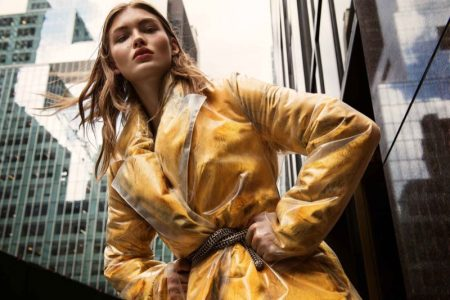 Grace Elizabeth Takes On Cool Street Style for The Edit