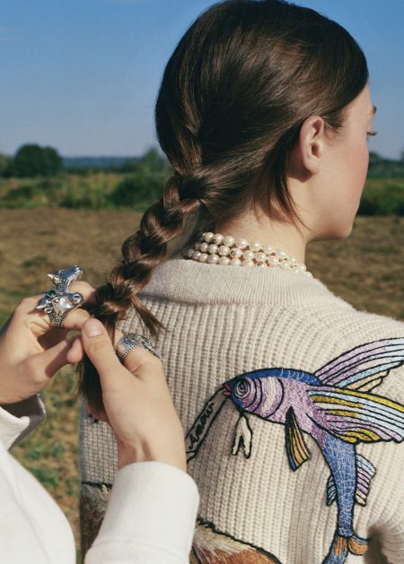 See Gucci x Unskilled Worker's Fantastical Collaboration