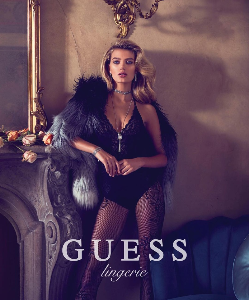 Guess Lingerie unveils fall-winter 2017 campaign