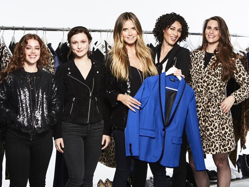 Supermodel Heidi Klum teams up with Lidl on new fashion brand