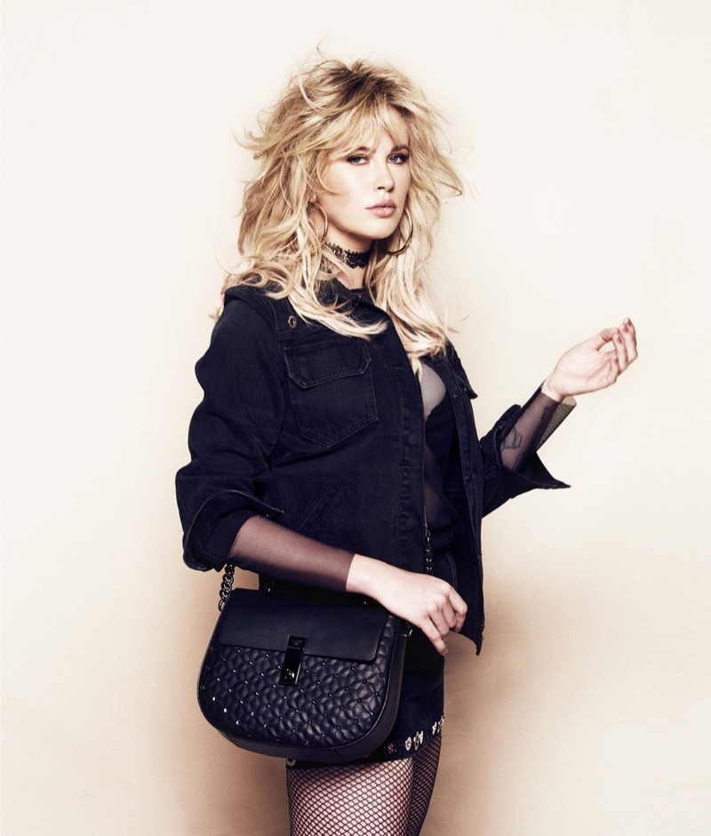 Model Ireland Baldwin is the new face of Guess Jeans
