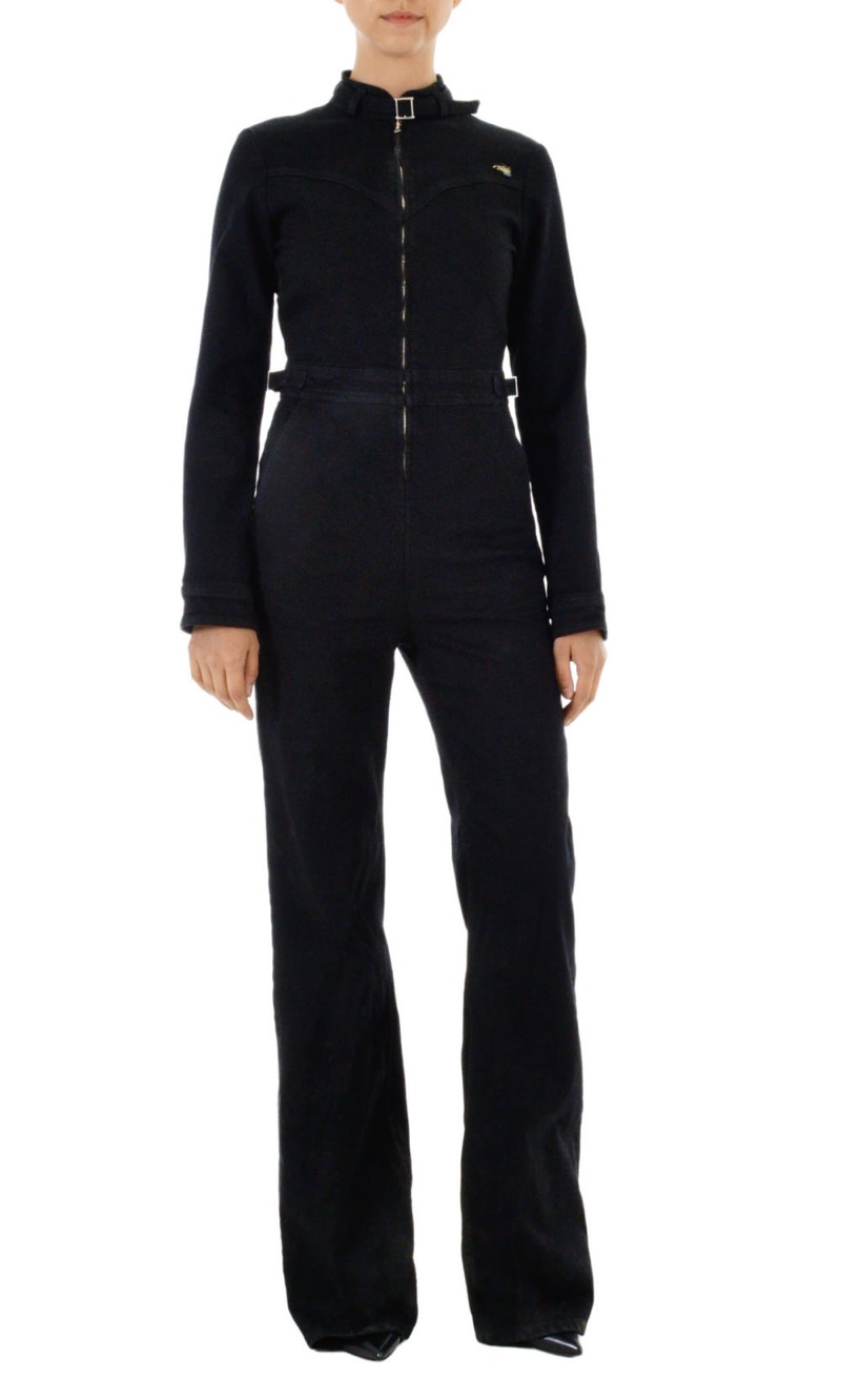 J Brand x Bella Freud Angel Jumpsuit in Hypnotize $498