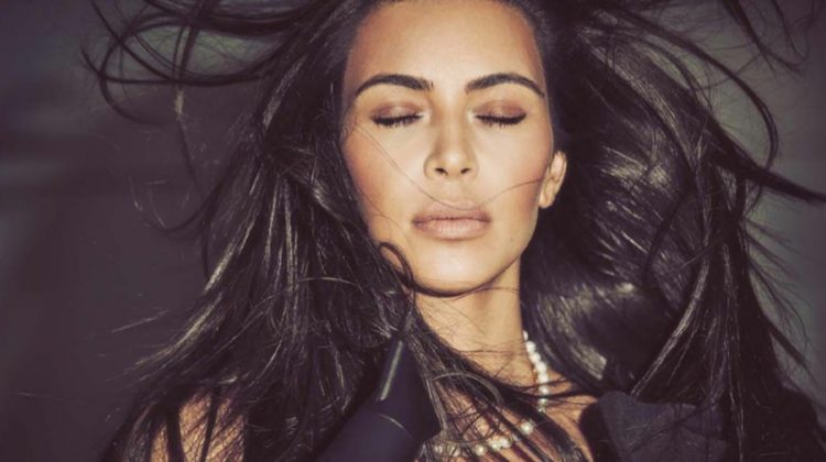 Kim Kardashian Sizzles in Fall Beauty Looks for Vogue Mexico