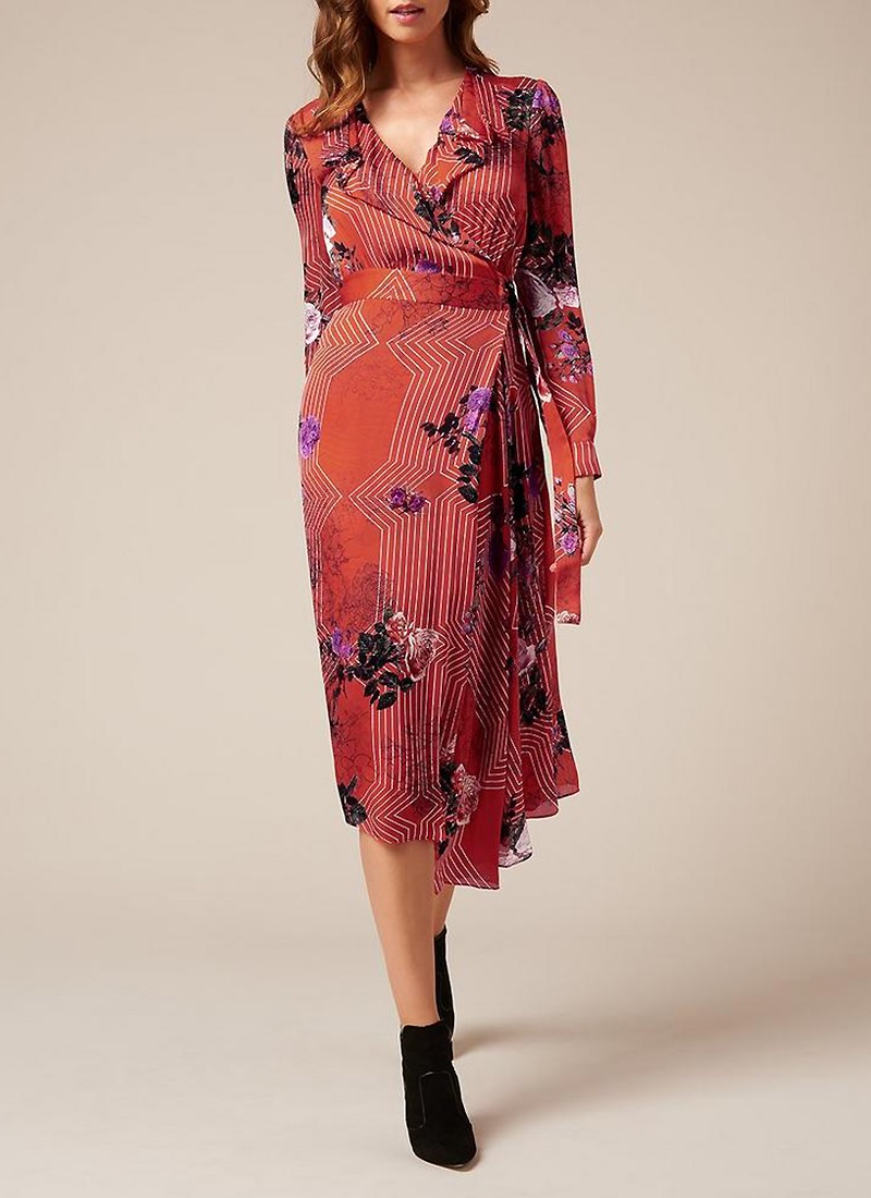 L.K. Bennett x Preen Vali Dress $695