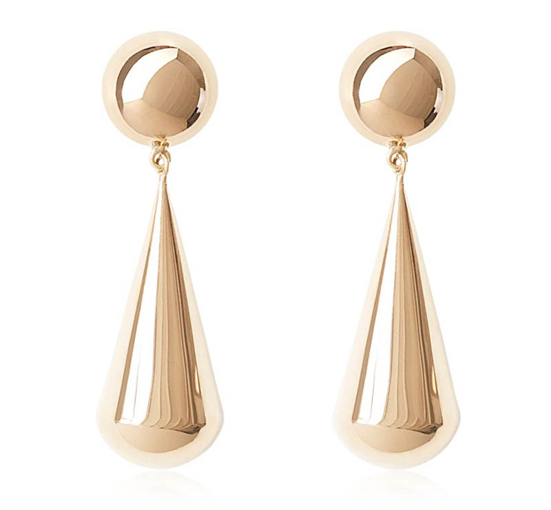 Magdalena Frackowiak Jewelry Tear Drop Earrings $3,490