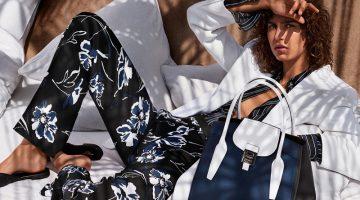 Mica Arganaraz stars in Michael Kors' resort 2018 campaign