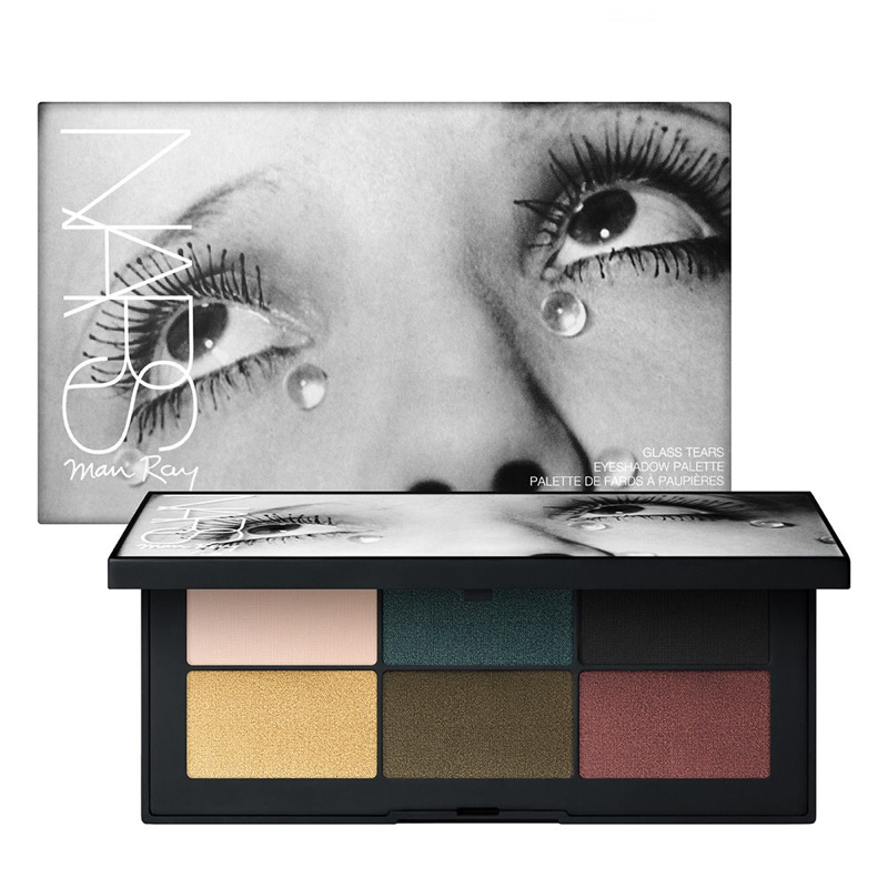 NARS x Man Ray Glass Tears Eyeshadow Palette $49
