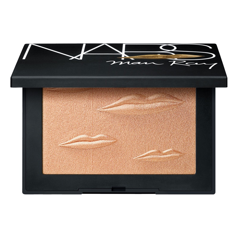 NARS x Man Ray Overexposed Glow Highlighter in Double Take $42