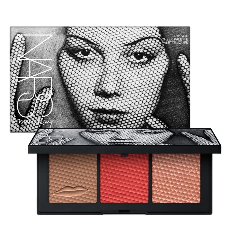 NARS x Man Ray The Veil Cheek Palette $49