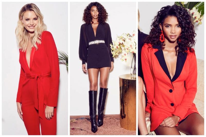 Chrissy Teigen x REVOLVE clothing collaboration