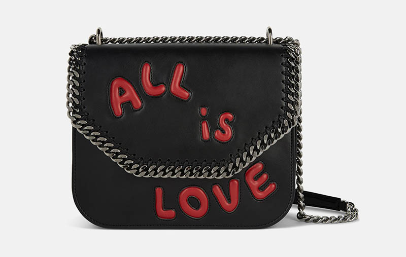 Stella McCartney All is Love Falabella Box Shoulder Bag $1,250