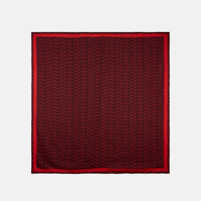 Stella McCartney All is Love Silk Scarf $495