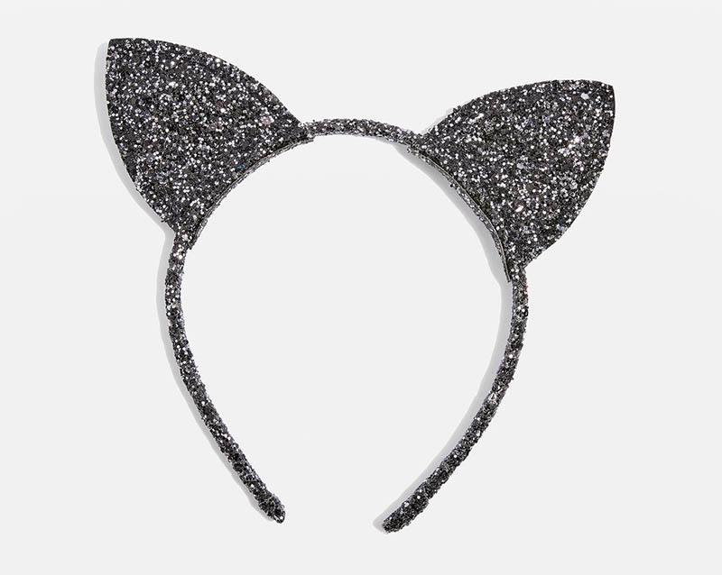 Topshop Glitter Cat Ears Headband $14