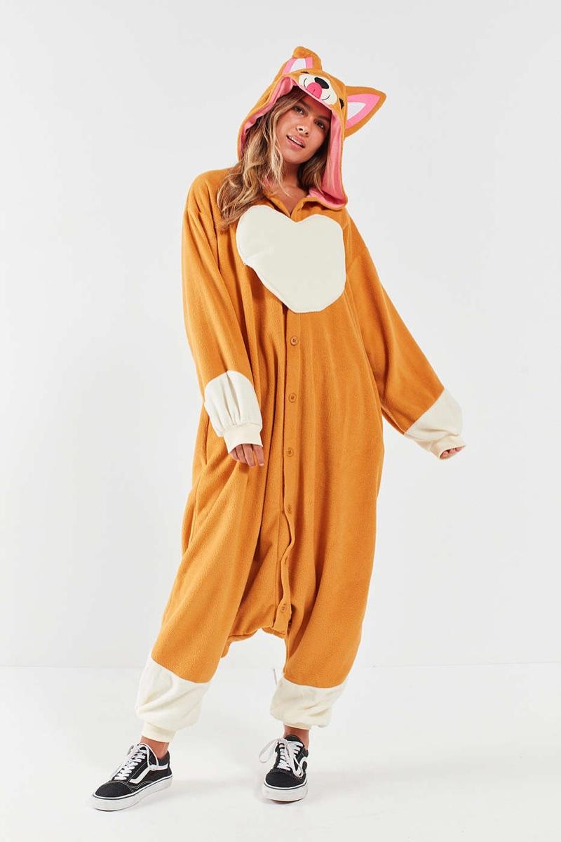 Urban Outfitters Kigurumi Corgi Costume $79