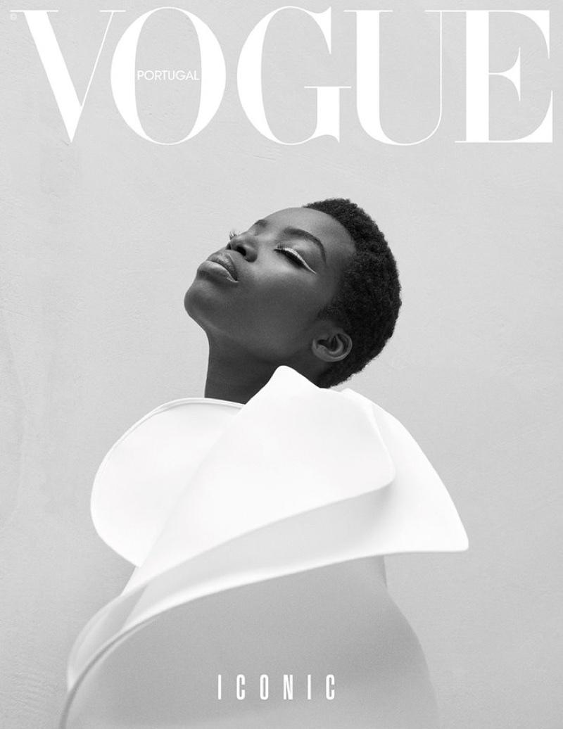 Karolina Kurkova, Maria Borges & Hana Soukupova Enchant in Vogue Portugal Cover Story