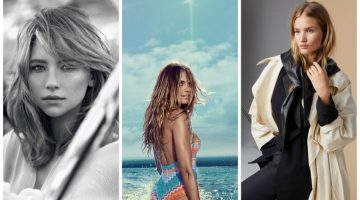 Week in Review | Rosie Huntington-Whiteley's New Cover, Heidi Klum Swim, Haley Bennett's Chloe Ad + More