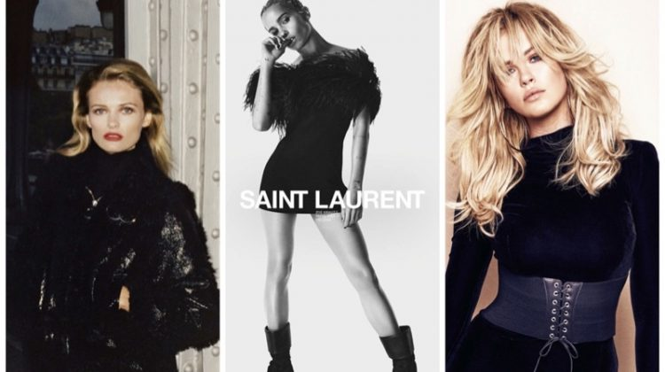 Week in Review | Edita Vilkeviciute's New Cover, Ireland Baldwin for Guess, Zoe Kravitz Fronts YSL + More