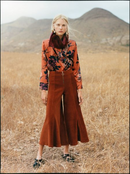 Go Rodeo: Zara Takes on the Western Trend for Fall