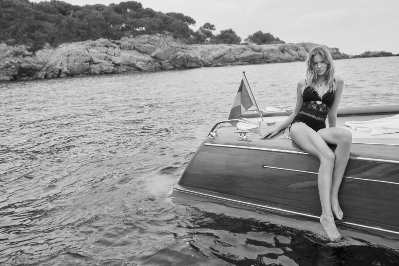 Zimmermann Resort 2018 Swimwear Campaign Photos | Fashion Gone Rogue