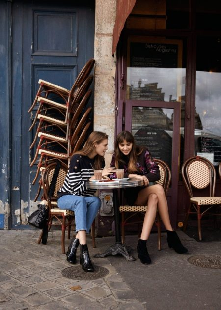 Tricots Trés Chics: 7 Parisian Looks from & Other Stories