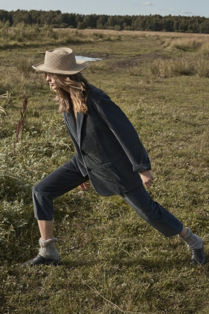 Anna Mila Guyenz Lives the Simple Life for Costume Magazine